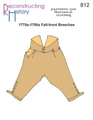 Front Breeches Pattern - 4