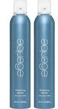 Aquage Finishing Spray Ultra Firm Hold 10 oz Duo 2 Pack by Aquage [Beauty]
