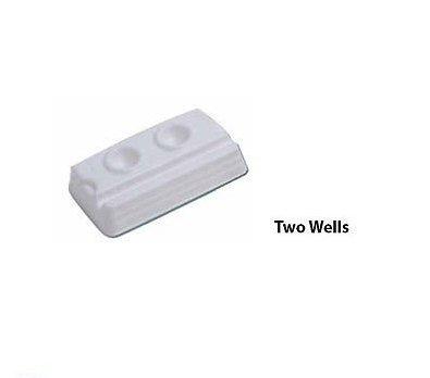 Mixing wells dental