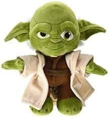 Peluche Star Wars maître Yoda 29 cm: : Jeux et Jouets