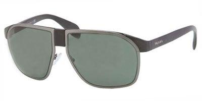 Prada Sunglasses SPR 21P Silver 1BO-3O1 - Prada 2013 Eyewear