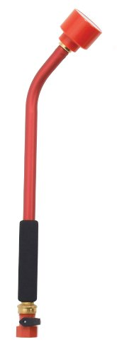 Dramm 12600 Sunrise Rain Wand 16-Inch Length with 8-Inch Foam Grip, Red by Dramm