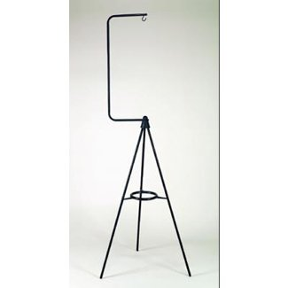 Dahak Bird Cage Stand Lightwieght Tripod In Black DAHAK INTERNAIONAL C4B