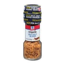 McCormick Chipotle Sea Salt Blend 2.32oz Single Grinder