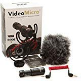 Best Compact Video Cameras - Rode VideoMicro Compact On-Camera Microphone with Rycote Lyre Review
