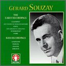 Gerhard Souzay: The Early Recordings by Dutton Labs UK