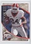 Knowshon Moreno (Football Card) 2009 Upper Deck Football Heroes - [Base] #114