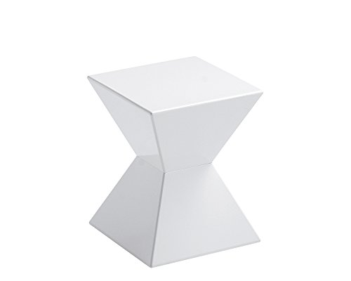 Sunpan Modern Urban Unity End Tables, White