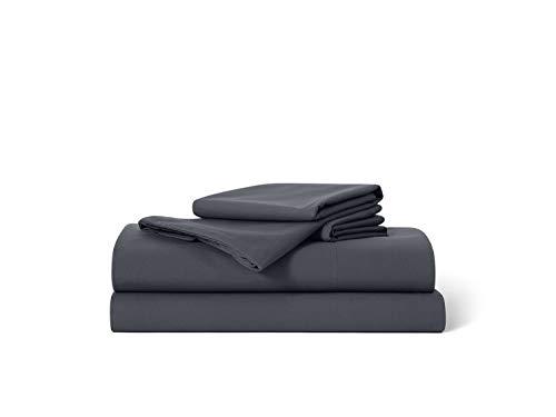 Brooklinen Luxe 4 Piece Bed Sheet Set - 100% Long Staple Cotton - Twin
