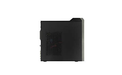 Acer Veriton Veriton M200 Desktop (Intel Core i3-8100 Processor/4GB/1TB/Window 10 Home 64Bit/Integrated Graphics), Black