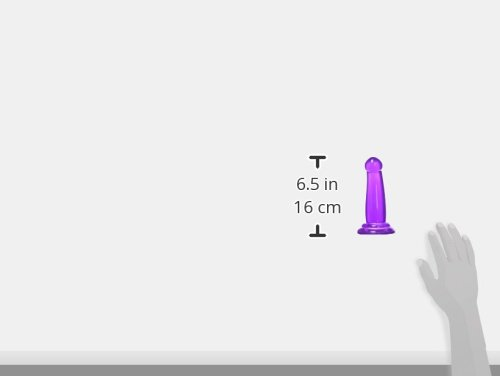 Ns Novelties Fusion Charm Dildo, Purple