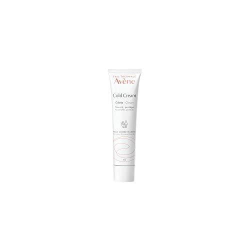 Eau Thermale Avene Cold Cream Intense Moisturizer, Hypoallergenic, Non-Comedogenic 1.3 oz.