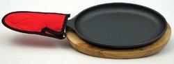 Kitchen- Medium Fajita Plate Set