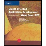 Object-Oriented Application Development Using Visual Basic. NET, Doke, E. Reed and Satzinger, John W., 0619159340