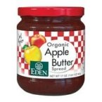 EDEN® ORGANIC APPLE BUTTER 17 OZ