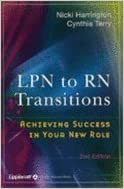 Book LPN to RN Transitions