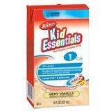Boost Kid Essentials 1.0 Very Vanilla Brikpak 27 X 8oz Case