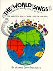 The World Sings, Memphis Orff Teachers Staff, 093401714X
