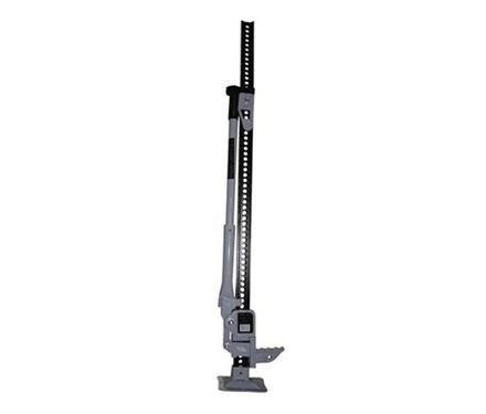 SMITTY BILT 2722 Trail Jack With Handle Isolator - Gray & Black