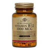Solgar Vitamin B12 1000 mcg Nuggets, 250 Nuggets 1000mcg