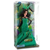 Disney Oz the Great & Powerful Evanora Wicked Witch of the East Doll -- 11 1/2