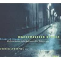 Wachtmeister Studer, 1 CD-Audio