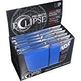 Ultra Pro Pro-Matte Eclipse Pacific Blue Standard Size Sleeves Box [6 packs/600 total sleeves]