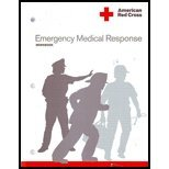 Emergency Medical Response Workbook, American Red Cross, 1584803282