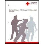 Emergency Medical Response Workbook, American Red Cross, 1584803282