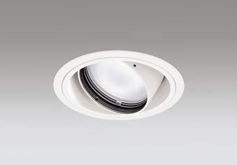 ODELIC LED高彩色ユニバーサルダウンライト CDM-T70W相当 オフホワイト 35° 埋込穴Φ125mm 温白色 3500K M形 一般型 専用調光器対応 XD402289H (電源調光器信号線別売) B07PMPDZYK
