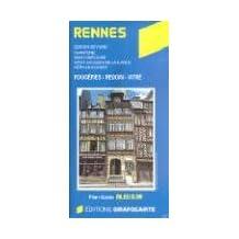 Plan Bleu Et or Rennes No. 876
