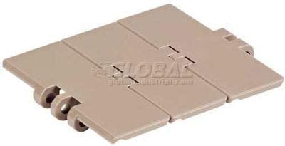 4.5W 10L Straight HabaCHAIN Slat Top Chain LF Acetal Pack Of 2 820 SD