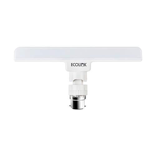 Ecolink 15W B22 T Bulb Straight Linear LED Tube Light White