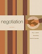 Essentials of Negotiation (Irwin Management) (6th Edition) [GLOBAL PAPERBACK]