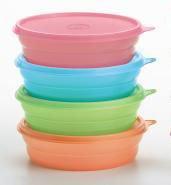 De Tupperware para microondas tazón de cereales de juego ...