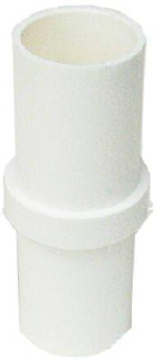 - 2 in. Plastic Inside Flush Coupling