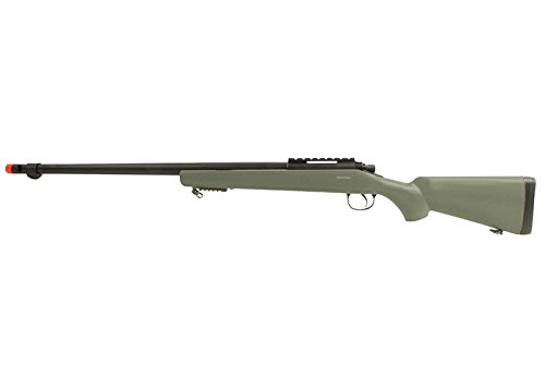Well VSR-10 Bolt Action Airsoft Sniper Rifle Airsoft Gun (OD) by Well