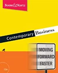 Contemporary Business- Text Only