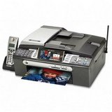 Brother MFC885CW Multifunction Color Inkjet Printer