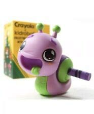 Kidrobot Minis - Coloring Critter Series - Wisteria Snail (2/20) -
