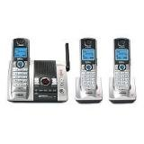 Vtech i6777 5.8 GHz Three Handset Cordless Phone Phone System with Digital Answering Device and Caller ID 5.8 Ghz Three Handset