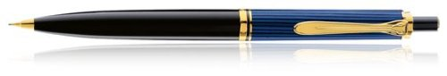 PELIKAN Souveran 400 Gt 7mm Pencil, Black/Blue (997171) by Pelikan