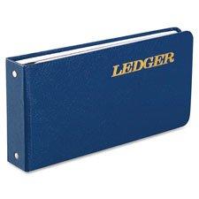 Ring Binder Ledger,A-Z Tab Index,100-Pg,5-1/2''''x8-1/2'''',BE Cvr, Sold as 1 Each