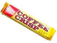 Canada Candy Coffee Crisp Chocolate Bar 24 Coffee Crisp Candy Bar Canada by Nestle