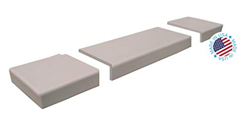 KidKusion Taupe Soft Seat Hearth Pad, Taupe (Guards Hearth)