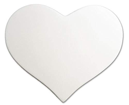 - I Love You Heart Trivet with Feet - Paint Your Own Ceramic Keepsake