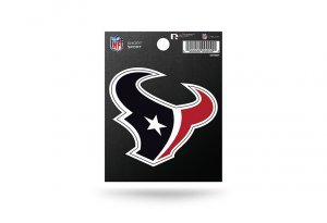 NFL Houston Texans Short Sport Decal