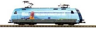2001Q4 DB Class 101 Electric Loco - Limited - Discontinued -  Marklin, 88685
