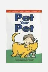 Pet Your Pet (Compass Point Early Readers) Paperback