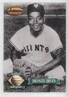 Monte Irvin (Baseball Card) 1993 Ted Williams Card Company - [Base] #136